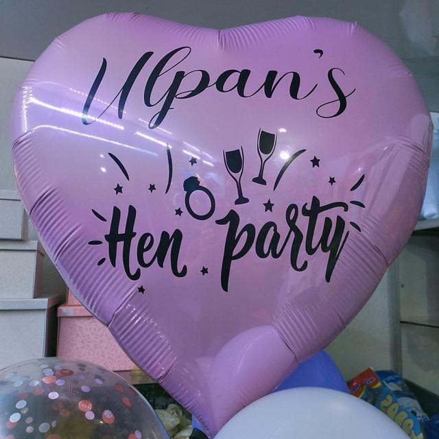 Шары на Девичник/Hen Party