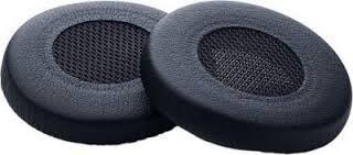 Аксессуар для Jabra PRO 9XX: кожаные подушечки, цвет - черный в упаковке 2 шт. (14101-19)