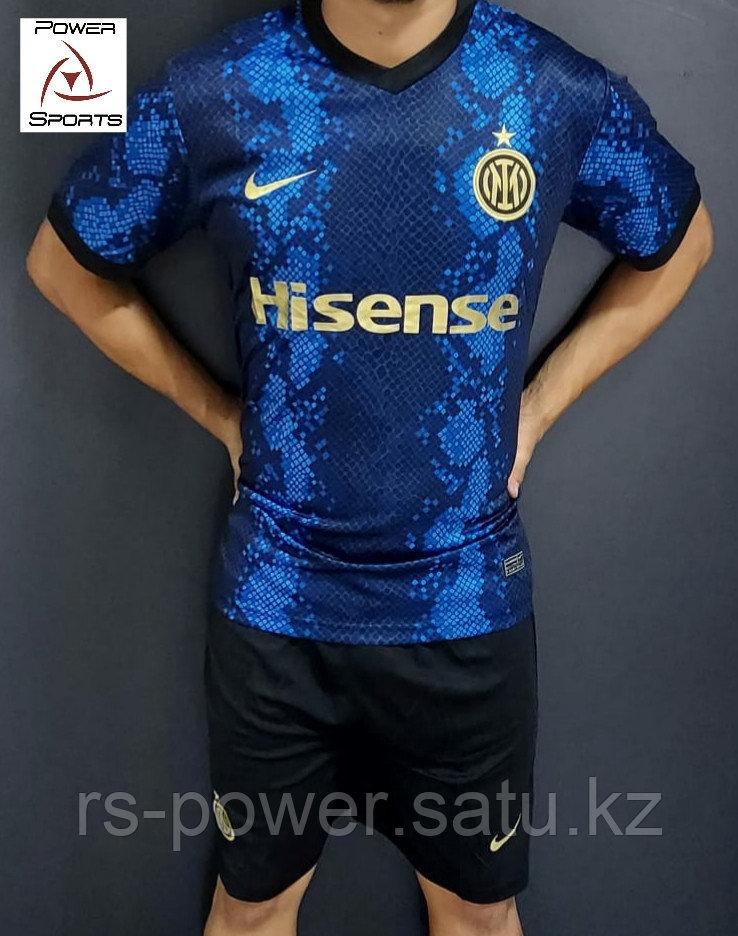 Футбольная форма Inter Milan