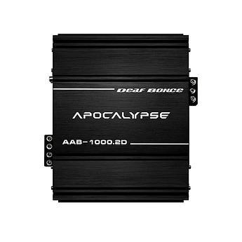 Усилитель Apocalypse AAB-1000.2D