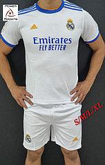 Футбольная форма Real Madrid