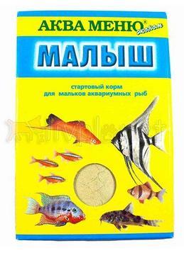 Корм для рыб Аква Меню Малыш