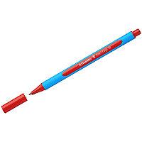 """Ручка шариковая Schneider """"Slider Edge M"""" красная, 1,0мм, трехгранная"""
