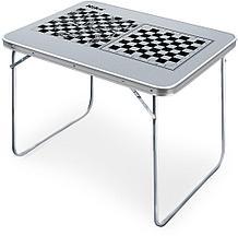 Стол туристический Складной влагостойкий ССТ-5И с шахматным полем