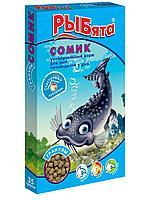 Корм для рыб РЫБята Сомик