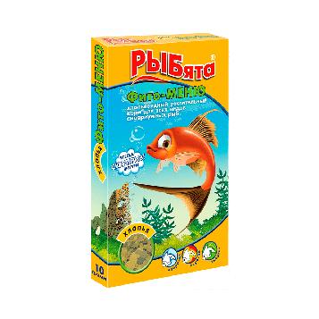 Корм для рыб РЫБята Фито-меню