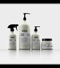 L'Oreal Professionnel METAL DETOX - инновационный уход для окрашенных волос.
