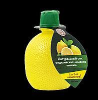 """Натуральный сок сицилийских лимонов прямого отжима """"Азбука Продуктов"""" 100 мл"""