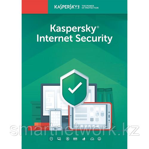 Антивирус kaspersky Anti-Virus Internet Security на 1 год для 5 ПК - лицензионная