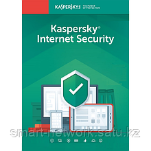 Антивирус kaspersky Anti-Virus Internet Security на 1 год для 5 ПК - продление онлайн