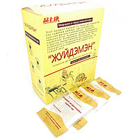Жуйдэмэн китайский чай фитотерапии (Очищение кишечника, суставная боль, нормализует стул, улучшает кровь)