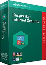 Антивирус kaspersky Anti-Virus Internet Security на 1 год для 3 устройств - лицензионная коробка