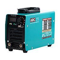 Сварочный аппарат ALTECO ARC 275 7кВт 20-200А 1.6-5мм ПН 35%