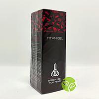 Titan Gel (Титан Гель красный) для увеличения члена 50 мл.