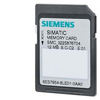 SIMATIC S7, карта памяти для S7-1x00 CPU/SINAMICS