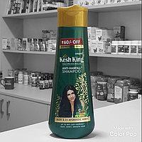Аюрведический лечебный шампунь против выпадения волос Алоэ Вера, 340мл, производитель Kesh King Anti-Hairfall