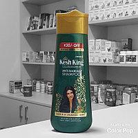 Аюрведический лечебный шампунь против выпадения волос Алоэ Вера, 200мл, производитель Kesh King Anti-Hairfall