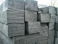 Брусья деревянные для стрелочных переводов железных дорог широкой колей пропитанные I тип