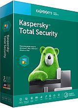 Антивирус Kaspersky Total Security на 3 устройства