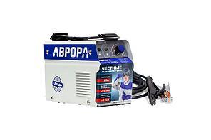 Сварочный инвертор АВРОРА Вектор 2000 150-220В 20-200А 8.4кВт Ø 1.6-5мм ПВ-15%(200А)