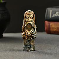 Статуэтка  Даждьбог  малый  латунь  8см, фото 1