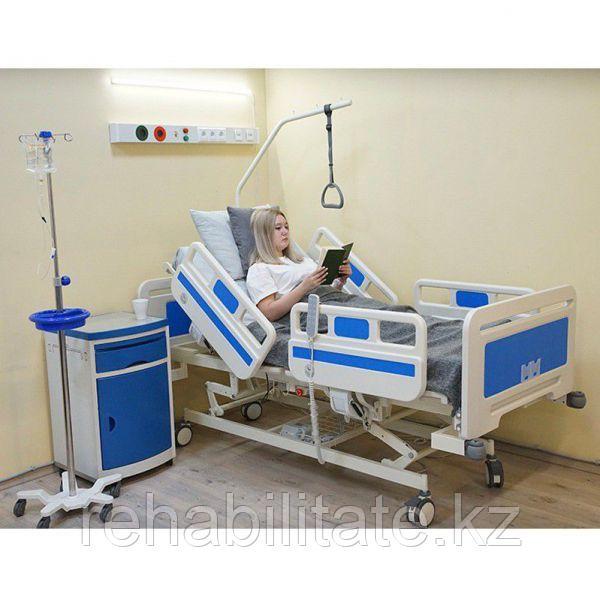 Кровать функциональная медицинская электрическая ЛЕГО-5 Е4