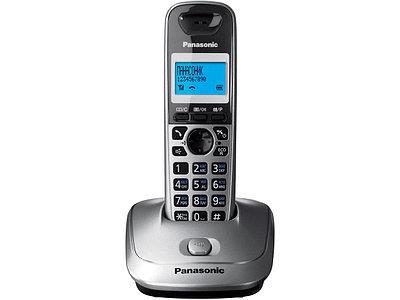 Телефон Panasonic KX-TG2511RUM серебристый