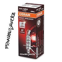"""Галогенные лампы Osram H1 """"+100%"""" света NIGHT BREAKER SILVER 64150NBS"""