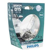 Лампа ксеноновая PHILIPS D1S X-treme Vision +150%