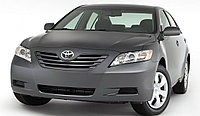 Переходные рамки на Toyota Camry ХV40 (2009-2011) Hella 3/3R вместо штатных галогенных/ксеноновых модулей