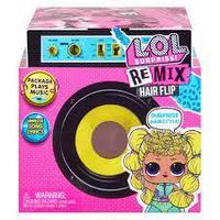ЛОЛ Ремикс Хэир Флип музыкальные куклы LOL Surprise Remix Hair Flip