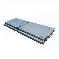 Задние сдвижные платформы для установки в нишу (платформа 019-03) Техно