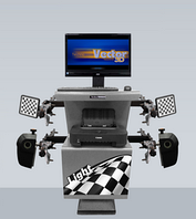 Стенды сход-развал 3D Техно вектор 6 6202