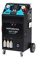 NORDBERG УСТАНОВКА NF13P автомат для заправки автомобильных кондиционеров с принтером