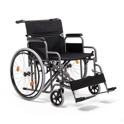 Инвалидная коляска Мега-оптим FS 209 AE черная 61см