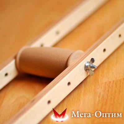 Костыли деревянные Мега-оптим 01-КИ детские