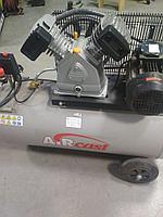 Поршневой компрессор с электродвигателем Remeza Aircast СБ4/С-100. LB 30А. Уценка, код: 180521-0030