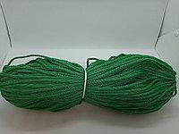 Полипропиленовый шнур для ручного вязания Зеленый