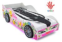 """Детская кровать машинка """"Фея"""""""