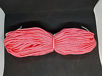 Полипропиленовый шнур для ручного вязания Розовый