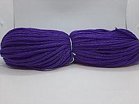 Полипропиленовый шнур для ручного вязания Фиолетовый