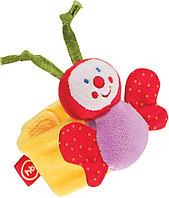 Браслет-погремушка Happy Baby Funny Butterfly