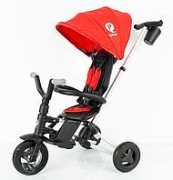 Велосипед QPlay Nova Rubber Red