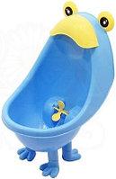 Писсуар Roxy Kids для мальчиков с прицелом Голубой