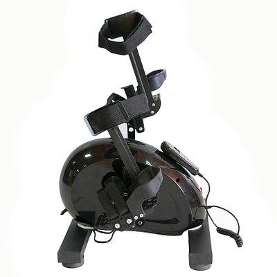 Велотренажер c электродвигателем Mega-T100 черный