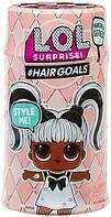 L.O.L.: Кукла-сюрприз #HairGoals в капсуле