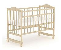 Кровать детская ФЕЯ 204 бежевый
