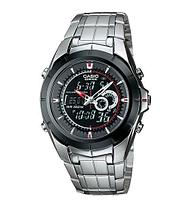 Мужские часы CASIO EFA-119BK-1AVDR