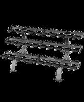 Стойка для гантелей (15 пар) Hasttings Digger HD027-4
