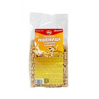 Oho сухой завтрак пшеница с карамелью, 150 гр